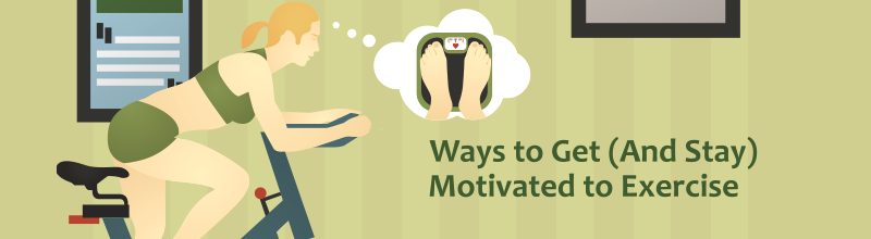 18 Ways to Get and Stay Motivated to Exercise featured image