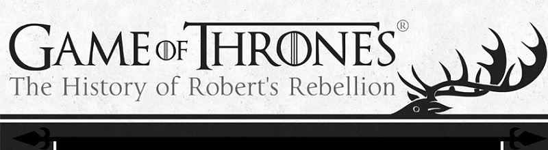 Game of Thrones - The History of Robert's Rebellion featured image