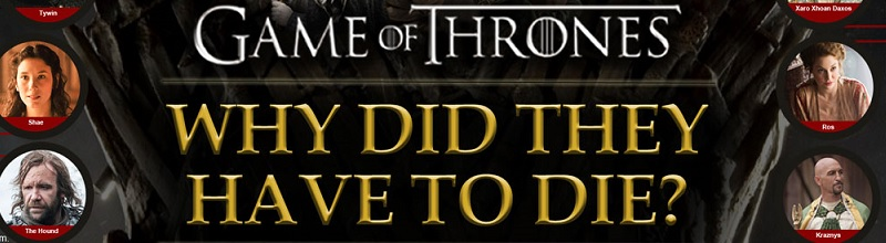Game of Thrones - Why Did They Have to Die? featured image