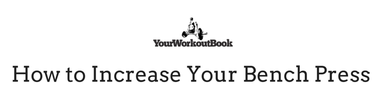 How to Improve Your Bench Press featured image