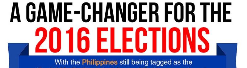 2016 Philippine Presidential Election title image