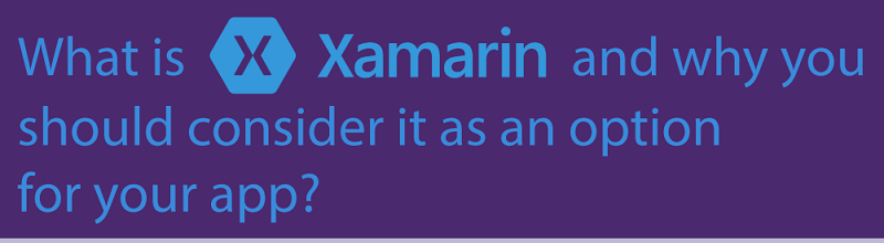 Xamarin Benefits for Business title image